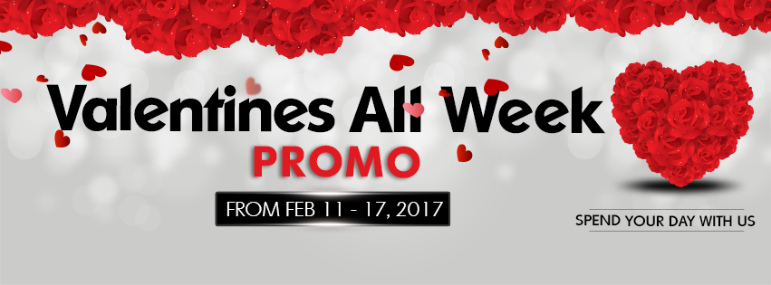 Whole Week of Valentines Promo!