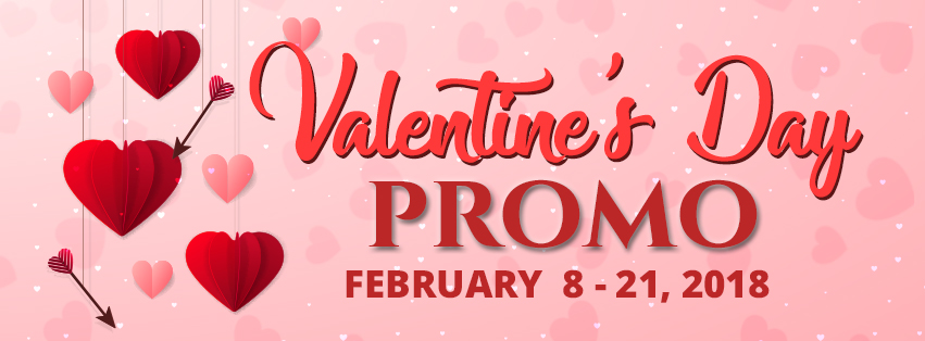 3 Phases of Valentine's Day Promo at Citronnelle Spa